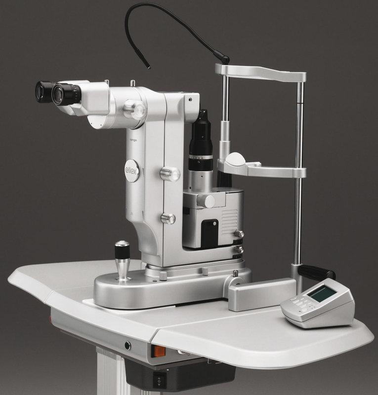 Iroc Ellex laser